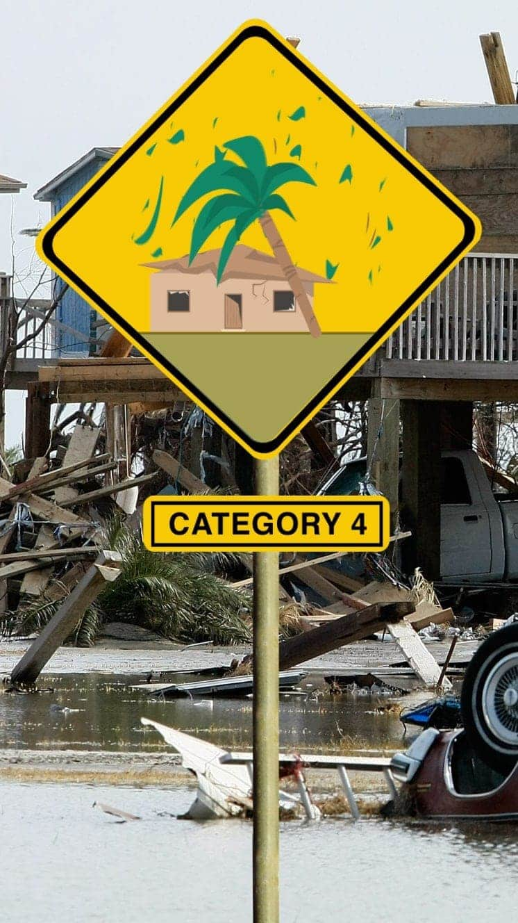 1536594642 672 Hurricane Florence 039Extremely dangerous039 storm threatens East Coast - Hurricane Florence: Where is being hit?